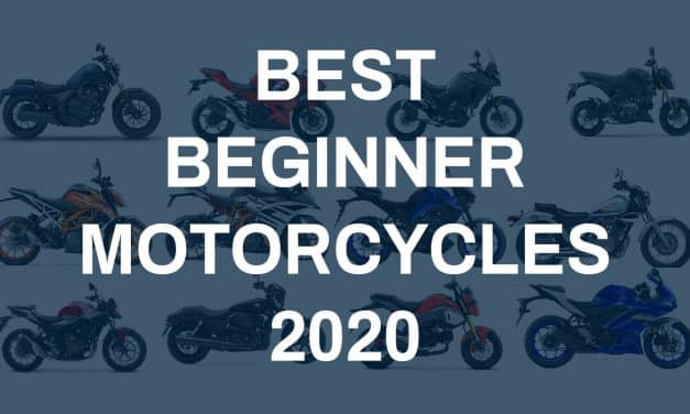 Best Beginner Motorcycles 2020